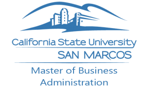Master of Business Administration from CSUSM